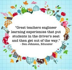 My Teaching Philosophy :)-teaching is a HEART thing!