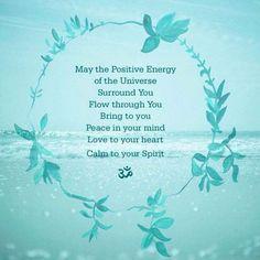 Positive Energy ♥ #Namaste