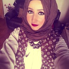 How To Wear Hijab For a Round Face