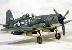 F4U-1A Corsair (Tamiya 1/48)