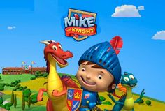 Bonggamom Finds: Mike the Knight launches a new DVD, toy line and book series {Giveaway}