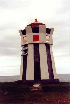 Straumnes North Lighthouse~Western Northland~Iceland