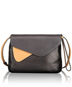 Gifts for her:  Palisades Crossbody Leather Clutch