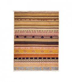 Elegant Mayan Sunset Rug