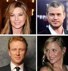 Grey's anatomy cast dating in real life