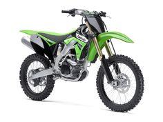 dirt bike pictures | Kawasaki Dirt Bikes