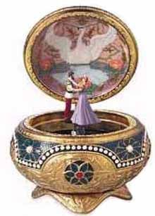 The Music Box from Anastasia! Oh. My. Gosh. Someone please get me this.