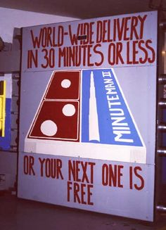 Delta Minuteman II ICBM Launch Control Center, South Dakota.