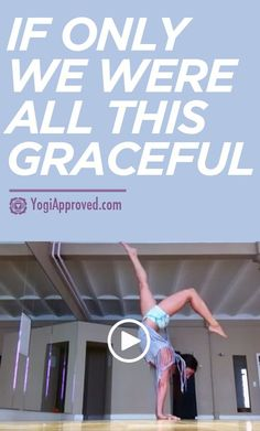 This Yoga Sequence From Meghan Currie is Absolutely Beautiful (video). #Stunning