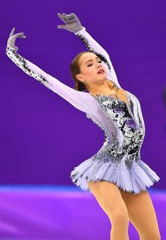 Ice Skating, Figure Skating, Gabrielle Daleman, Russian Figure Skater, Alina Zagitova, 2018 Winter Olympics, Team Events, Medvedeva, Olympic Athletes