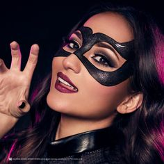 8 Best Catwoman Makeup Images Catwoman Makeup Makeup