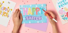 Our experts share their favourite Easter sayings to put in an Easter card. Perfect sentiments for friends or family! sayings family What to Write in an Easter Card Easter Card Sayings, Easter Greetings Messages, Happy Easter Greetings, Easter Quotes, Greetings Images, Easter Wishes, Easter Greeting Cards, Messages For Friends, Easter Specials