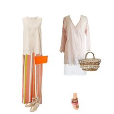 Capsule Wardrobe | Summer Outfits | |