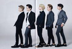 Aww, Jonghyun is so short!