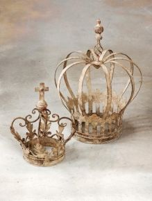 Crowns Fun Small And Large Iron Decorative Crowns Crowns Glasses