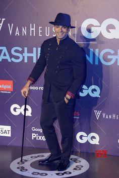 Mumbai: Van Heusen + GQ Fashion Nights 2017 - Social News XYZ