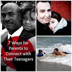 7 Ways for Parents to Connect with Their Teenagers