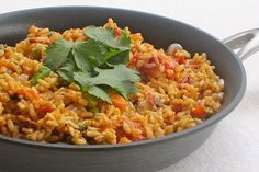 Recipe for Skinny Mexican Rice