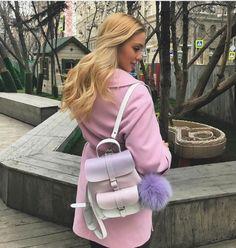 GRAFEA Leather Backpack, Fashion Backpack, Backpacks, Instagram Posts, Blog, Outfits, Leather Backpacks, Suits, Backpack