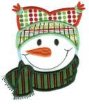 Snow Buddies Applique on sale this weekend.  They are darling!