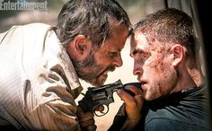 The Fist Official Still! The Rover (2013) l-r: GUY PEARCE AND ROBERT PATTINSON,