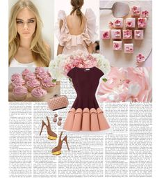 """""""Lovely and chic"""" by wardrobefullofdreams ❤ liked on Polyvore"""