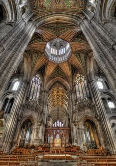 Ely Cathedral,