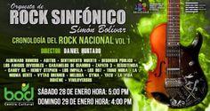 """La Orquesta de Rock Sinfónico Simón Bolívar presenta nuevamente su """"Cronología del Rock Nacional Vol. 1"""" http://crestametalica.com/la-orquesta-rock-sinfonico-simon-bolivar-presenta-nuevamente-cronologia-del-rock-nacional-vol-1/ vía @crestametalica"""