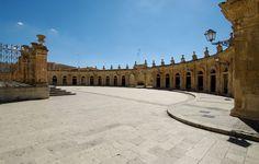ISPICA - SICILY - Piazza Santa Maria Maggiore