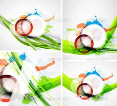 VECTOR DOWNLOAD (.ai, .psd) :: http://vector-graphic.de/pinterest-itmid-1002456706i.html ... Grunge Paint Splash Backgrounds ...  background, blue, circle, green, grunge, orange, paint, red, splash, square, yellow  ... Vectors Graphics Design Illustration Isolated Vector Templates Textures Stock Business Realistic eCommerce Wordpress Infographics Element Print Webdesign ... DOWNLOAD :: http://vector-graphic.de/pinterest-itmid-1002456706i.html