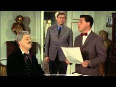 Dario. Til sanglærer.  Film. Han, hun, Dirch og Dario. 1962.