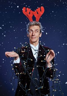 A very Happy Christmas to our followers - wishing you all a wonderful day from everyone at doctorwhotoday.com  #DoctorWho