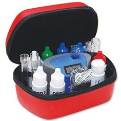 A Helpful Guide to Getting the Most from Your Water Test Kits. Your pool's water chemistry can get out of balance pretty easily, so here are some tips to checking the chemicals in the pool.