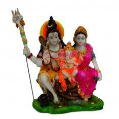 #Shankar #Parwati #Ganeshs Divya Murti