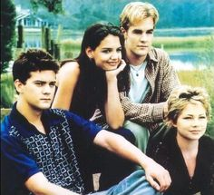 Dawson's Creek. It's all about Pacey.