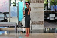 Nicky Makhathini Hyatt hotel Rosebank Johannesburg dècor blogger Waist Skirt, High Waisted Skirt, Elegant, Skirts, Style, Fashion, Classy, Fashion Styles, Skirt