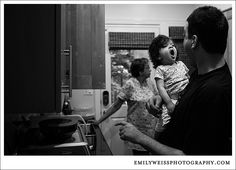 Family Documentary Photography Session