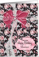 Belated Birthday for a Cousin Personalized Roses and Pearls Card by Greeting Card Universe. $3.00. 5 x 7 inch premium quality folded paper greeting card. Find Birthday cards for everyone on your list at Greeting Card Universe. Make your loved ones feel special with a custom paper card. Let Greeting Card Universe help you find the best Birthday card this year. This paper card includes the following themes: cousin, cousins, and cousin's birthday. cards from Greeting Card ...