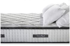 Brand new to Birlea the SleepSoul Bliss mattress features a sumptuously soft pillow-top layer of plush fillings for extra comfort and cushioning. Pillow Top Mattress, Soft Pillows, Memory Foam, Bliss, Bed, Furniture, Home Decor, Decoration Home, Stream Bed