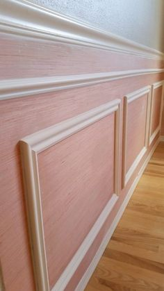 7 Incredible Diy Ideas Dark Wood Wainscoting wainscoting nursery ceilings Oak Wainscoting Newel Posts dark wood wainscoting Wainscoting Hallway Entryway is part of Diy wainscoting - Wainscoting Nursery, Dining Room Wainscoting, Wainscoting Panels, Wainscoting Ideas, Diy Wainscotting, Stairway Wainscoting, Black Wainscoting, Paneling Ideas, Wall Panelling