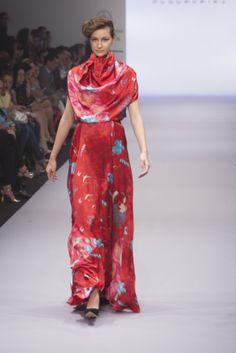 PINEDA COVALIN presenta su colección O/I 14-15, en el marco de Mercedes Benz Fashion Week México.