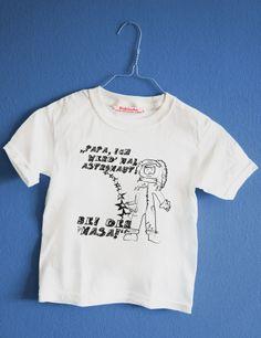 ASTRONAUT / Helden Shirts / Jungen T-Shirt