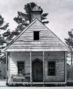 Country Church near Beaufort, S.C., 193 Walker Evans
