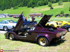 Lamborghini Countach | Lamborghini Countach QV