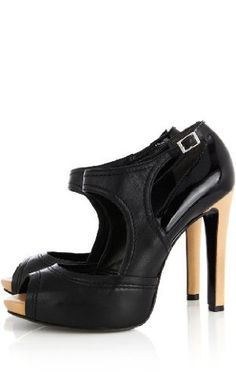 a74fddab754c Karen Millen Modern Classic Shoe Boot. These are HOT Types Of Heels