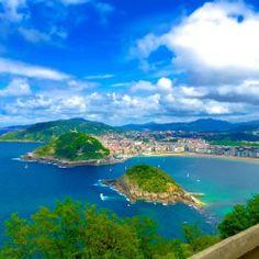 Spain Itinerary San Sebastian