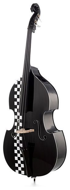 Black Beauty! Thomann BCT BK 3/4 Double Bass - Thomann #strings #music #bass