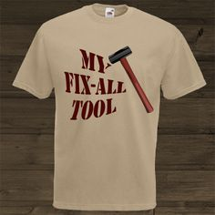 All Tools, Funny Design, Funny Shirts, Mens Tops, Crafts, Style, Swag, Manualidades, Funny Tee Shirts
