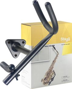 STAGG Support Mural pour Saxophone Alto