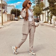 New season cute pants collection – Just Trendy Girls Modest Fashion Hijab, Modern Hijab Fashion, Street Hijab Fashion, Hijab Fashion Inspiration, Abaya Fashion, Muslim Fashion, Suit Fashion, Modest Outfits, Fashion Outfits